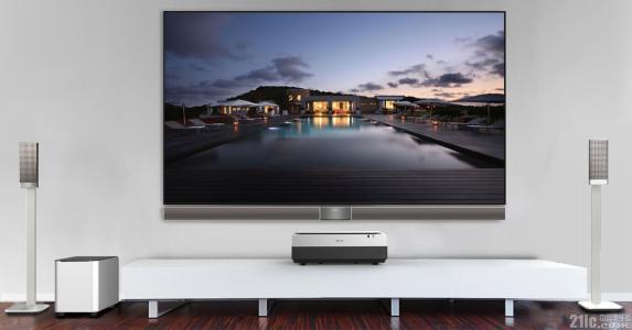 家用激光电视持续成长,大屏彩电顺势崛起