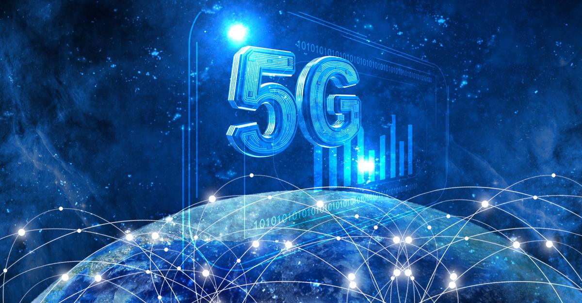 未来已来!全球最大LED屏幕4K+5G直播